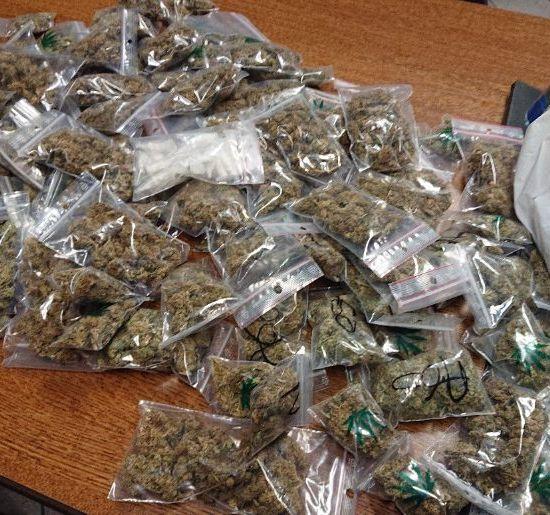 22 kgs d'herbe de cannabis saisis sur l'Aire de l'Allier