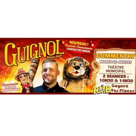 Guignol et le Lion Simba