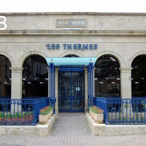 Nouvelle fermeture des Thermes de Néris-les-Bains