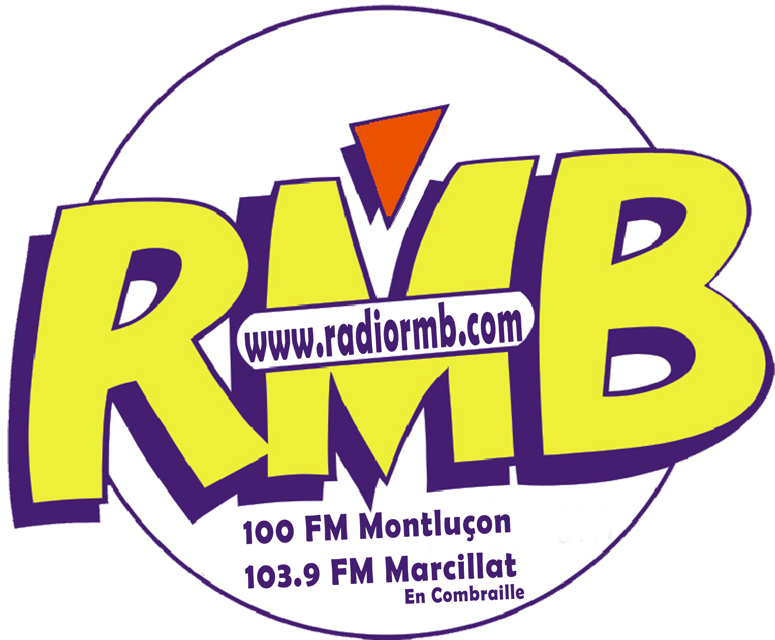 Logo Radio RMB Officiel